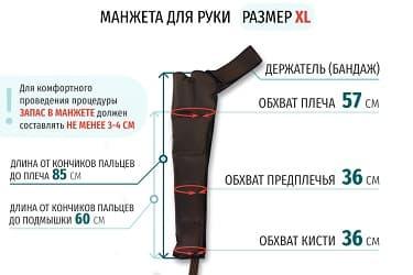 Размер манжеты
