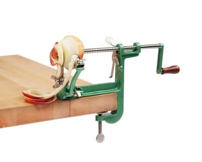 Яблокорезка Apple Peeler с винтом